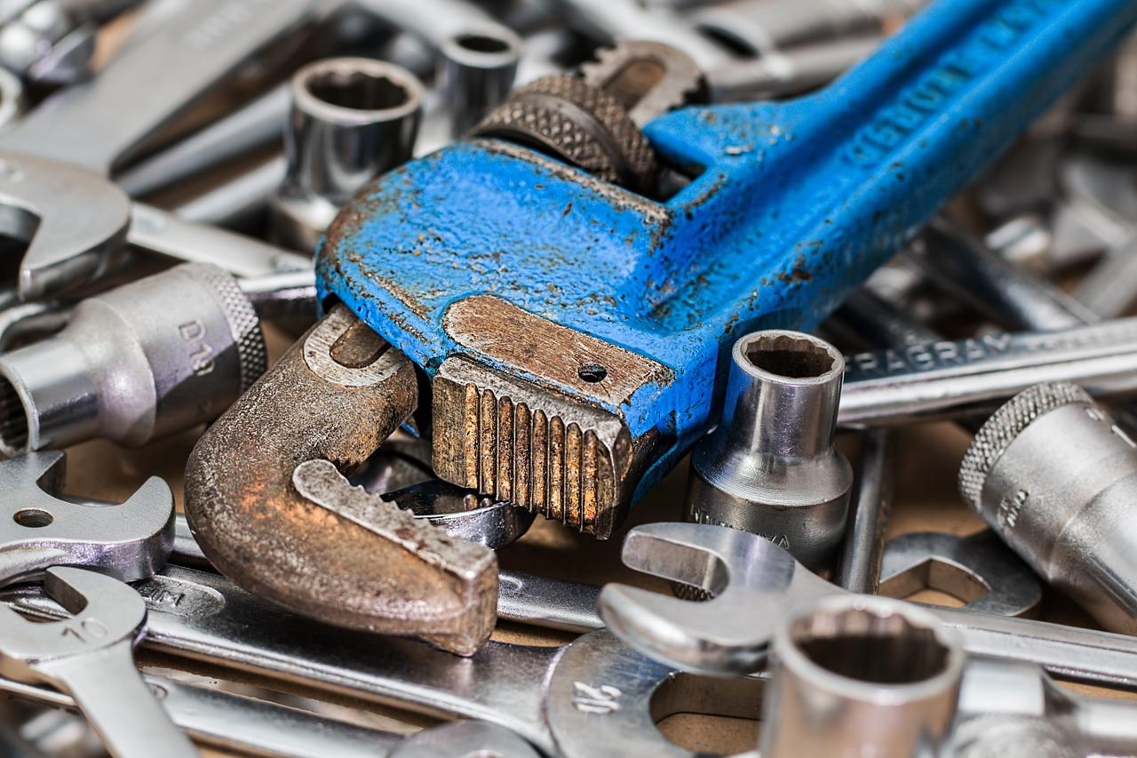 Schraubenschlüssel - Lauber Landtechnik
