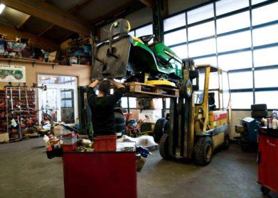 Reparaturservice bei Lauber-Landtechnik