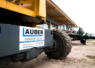 Firma Lauber-Landtechnik